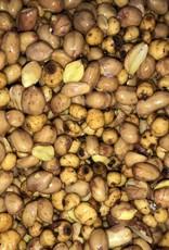 Baitworld Tijgernoten & Redskin pinda's Naturel Kant en Klaar Vers 10kg