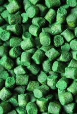 Baitworld Green Zing pellets 4,5mm 5kg