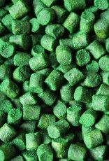 Baitworld Baitworld Green Zing pellets 4,5mm 2kg