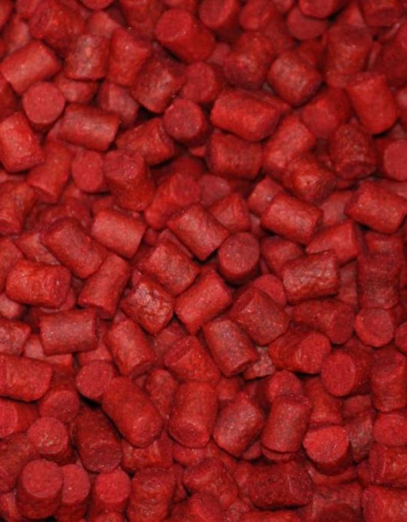 Baitworld Red Liver pellets 4,5mm 2kg