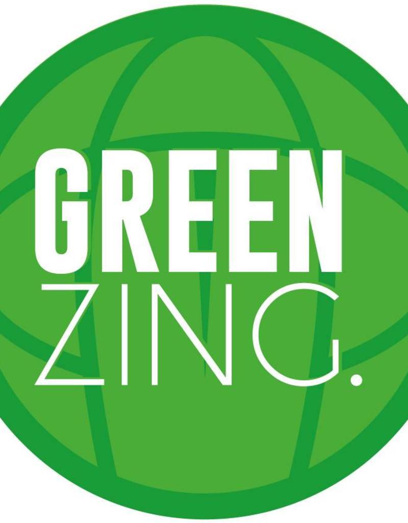 Baitworld Green Zing pellets 4,5mm 2kg