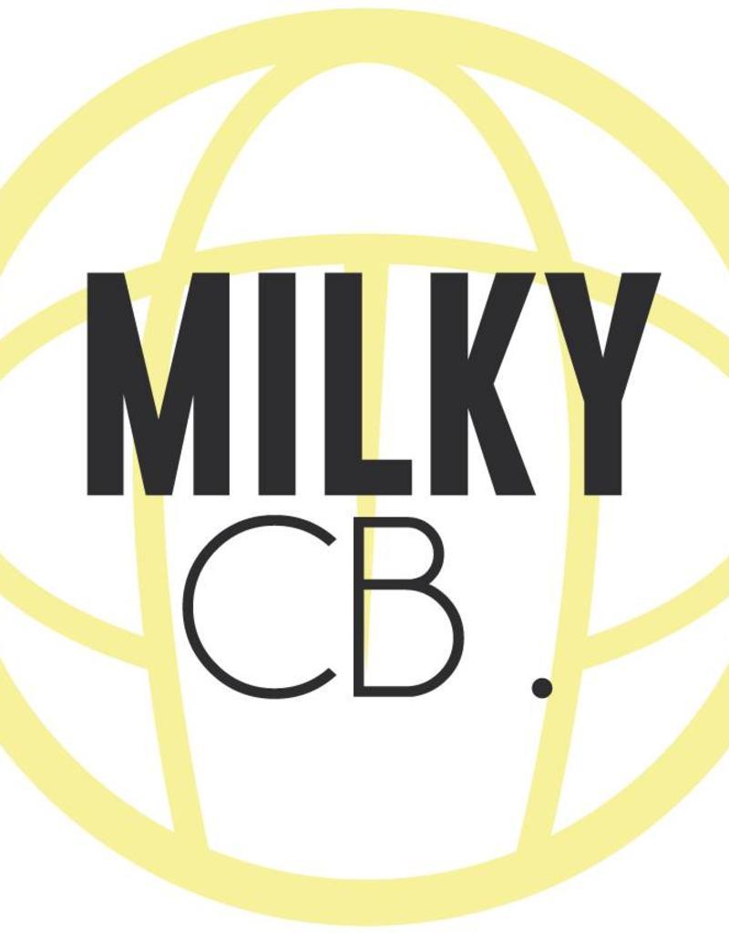 Baitworld Milky CB Boilies 12mm 5kg