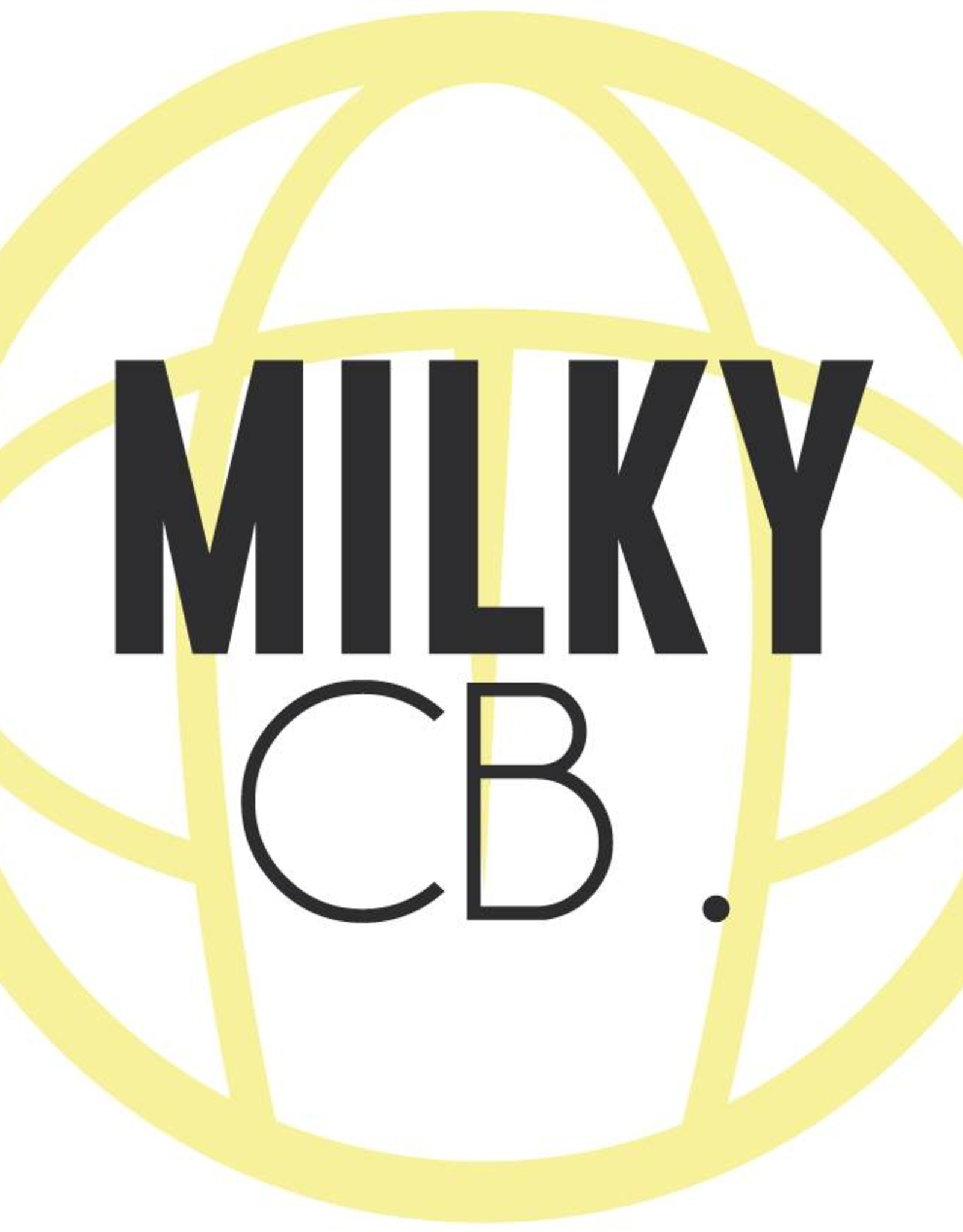Baitworld Milky CB pellets 4,5mm 5kg
