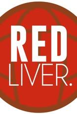 Baitworld Red Liver pellets 4,5mm 5kg