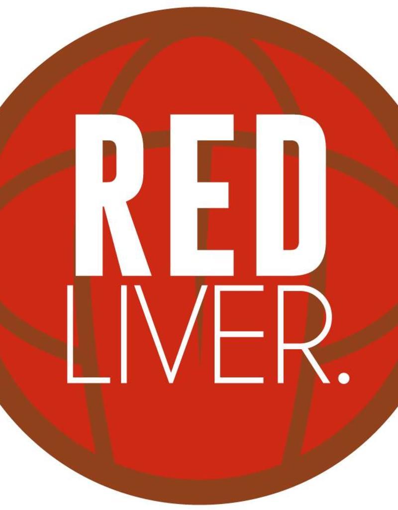 Baitworld Red Liver Boilies 5kg