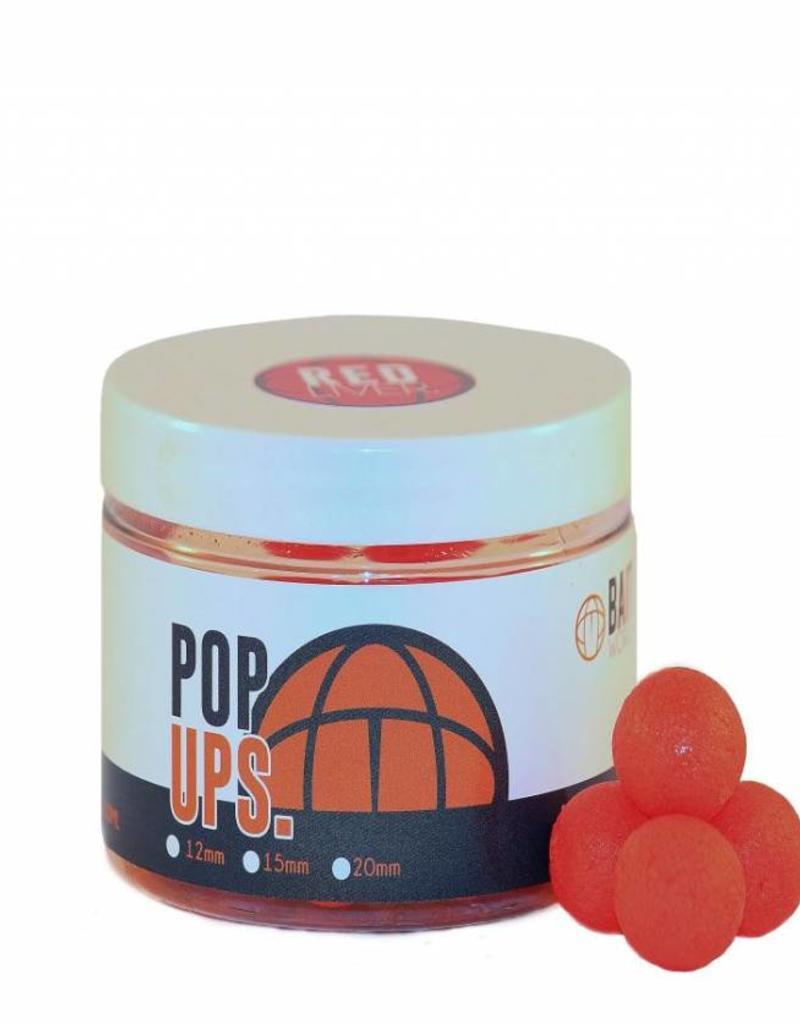 Baitworld Red Liver Fluo pop ups