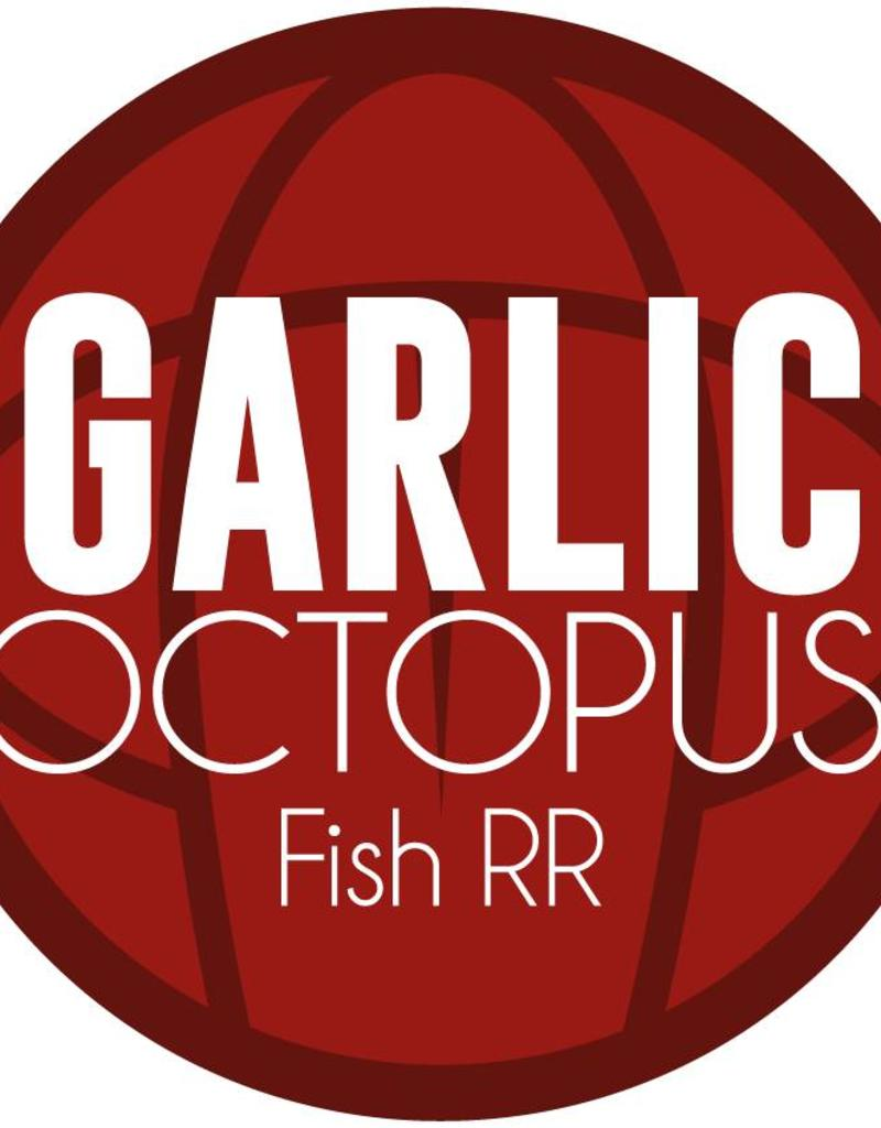 Baitworld Garlic Octopus Fish RR Liquid Booster