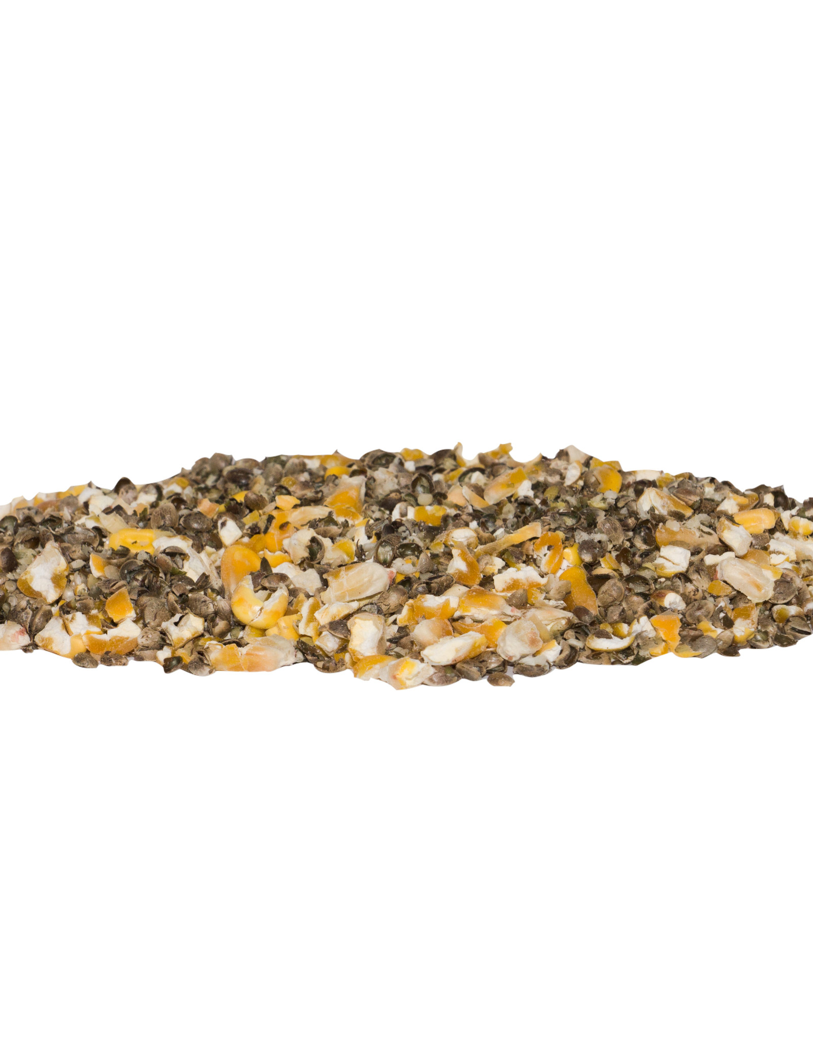 Baitworld Baitworld Hennep & Mais Crunch partikel Mix
