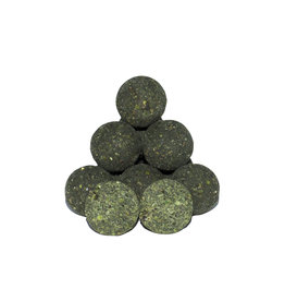 Baitworld Green Zing Boilies 20kg