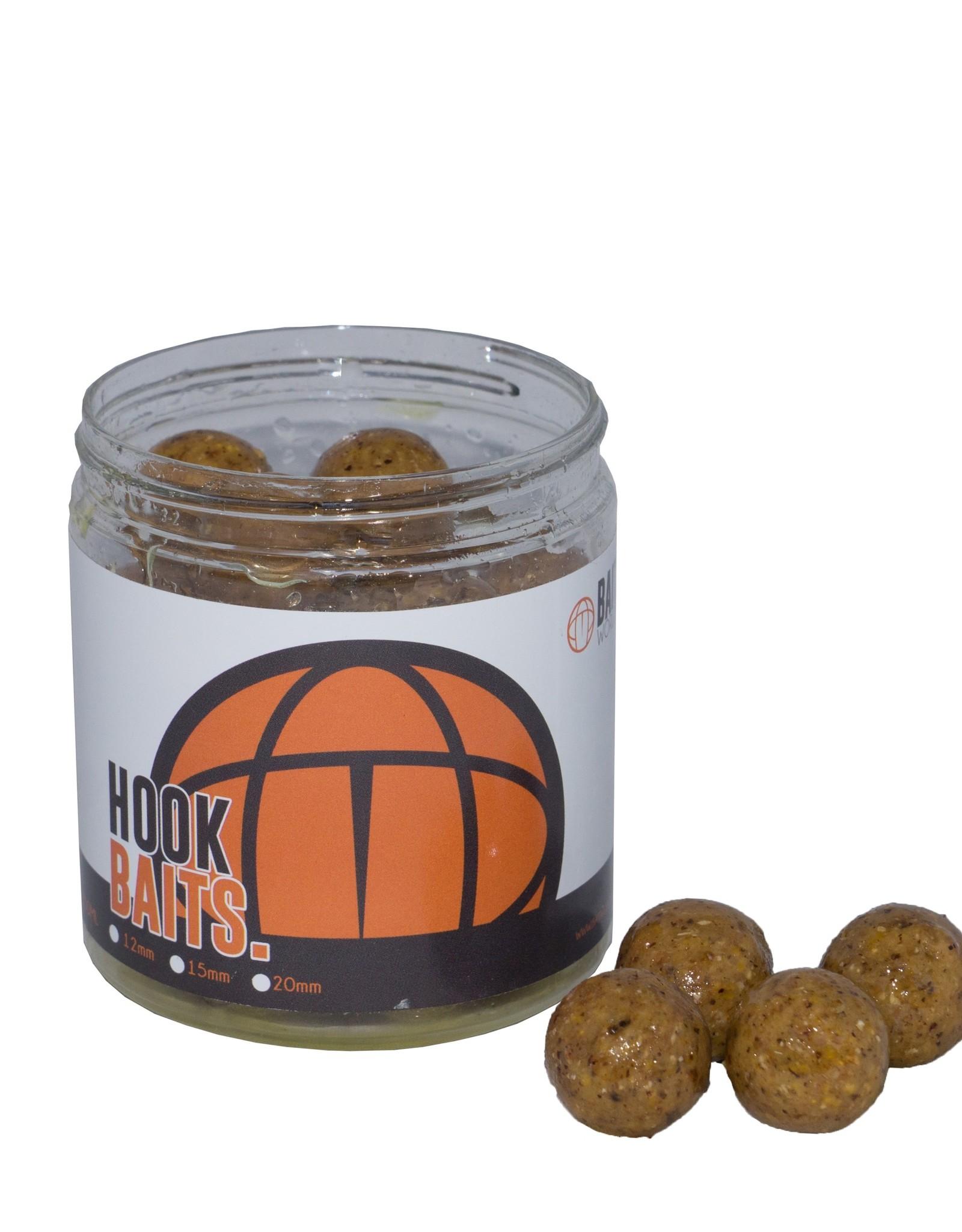 Baitworld Scopex Tigernut Hookbaits