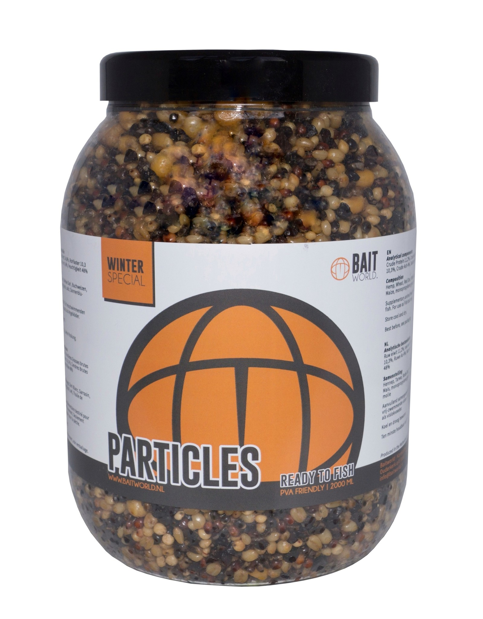 Baitworld winterspecial Ready to Fish 6x 2ltr
