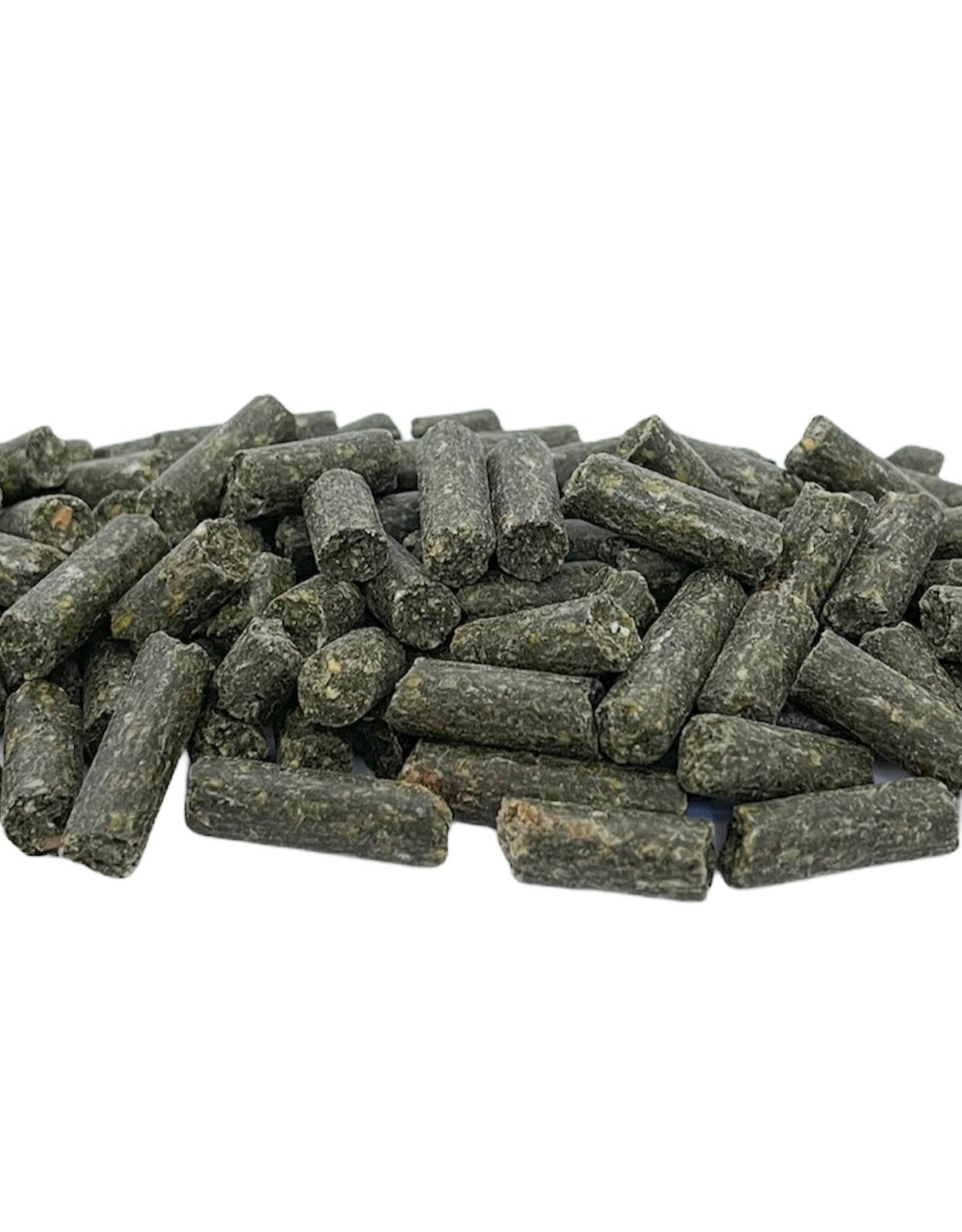 Baitworld Baitworld Babycorn Green Lipped Mussel Pellets 2kg