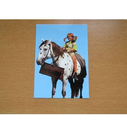 Pippi Langkous Pippi Longstocking card - Old Man