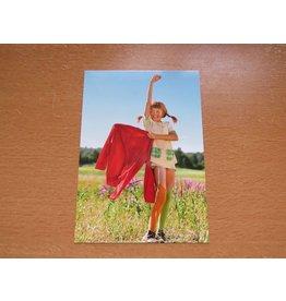 Pippi Langkous Pippi Longstocking card - Torero