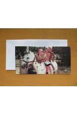 Pippi Langkous Pippi Longstocking card - Together on Old Man