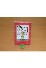 Pippi Langkous Pippi Longstocking - card
