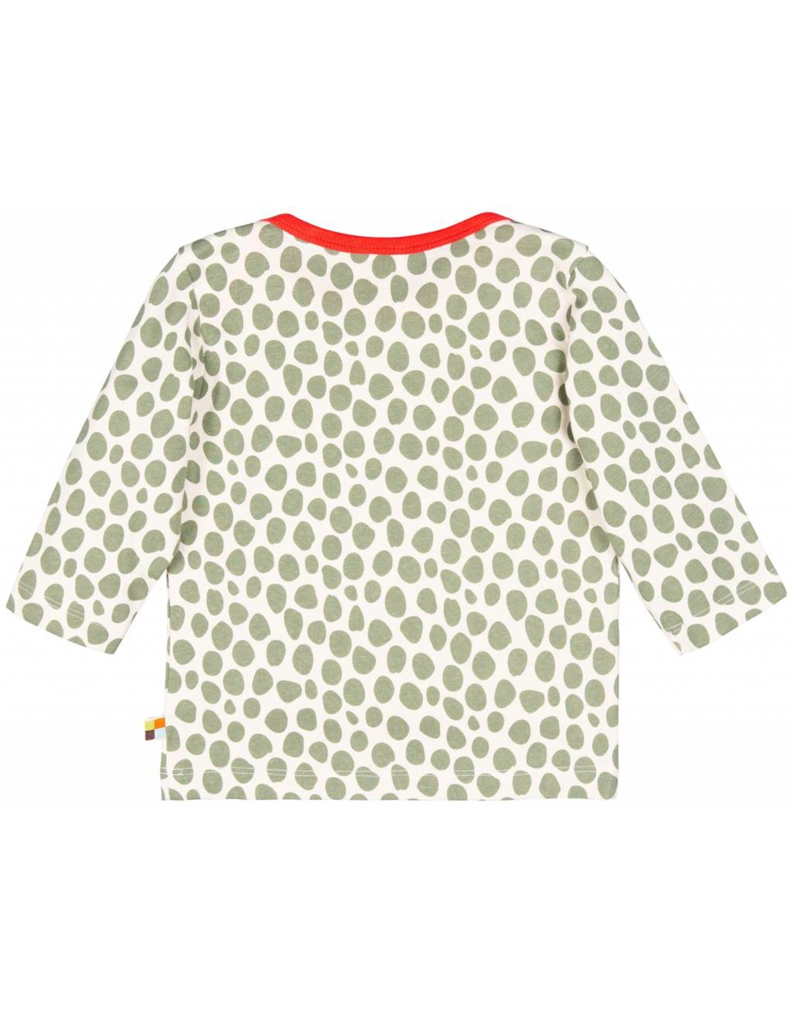 loud+proud Kids shirt - leopard spots