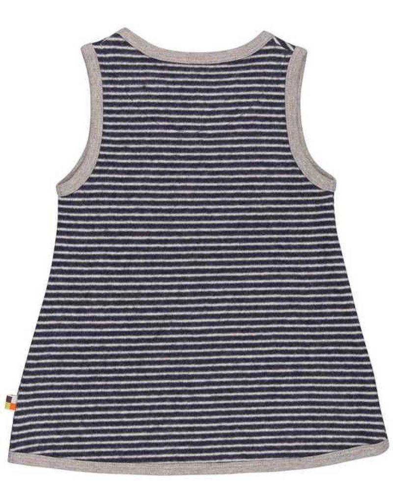loud+proud Children's dress - Blue
