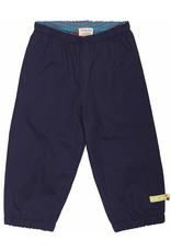 loud+proud Children's trousers - waterresistant - blue
