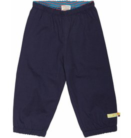 loud+proud Children's trousers - waterresistant - blue
