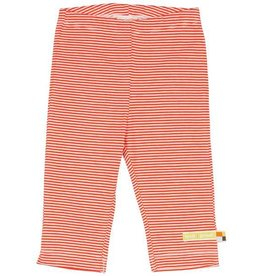 loud+proud Children's trousers (thin) - orange striped