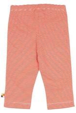 loud+proud Children's trousers (thin) - orange striped