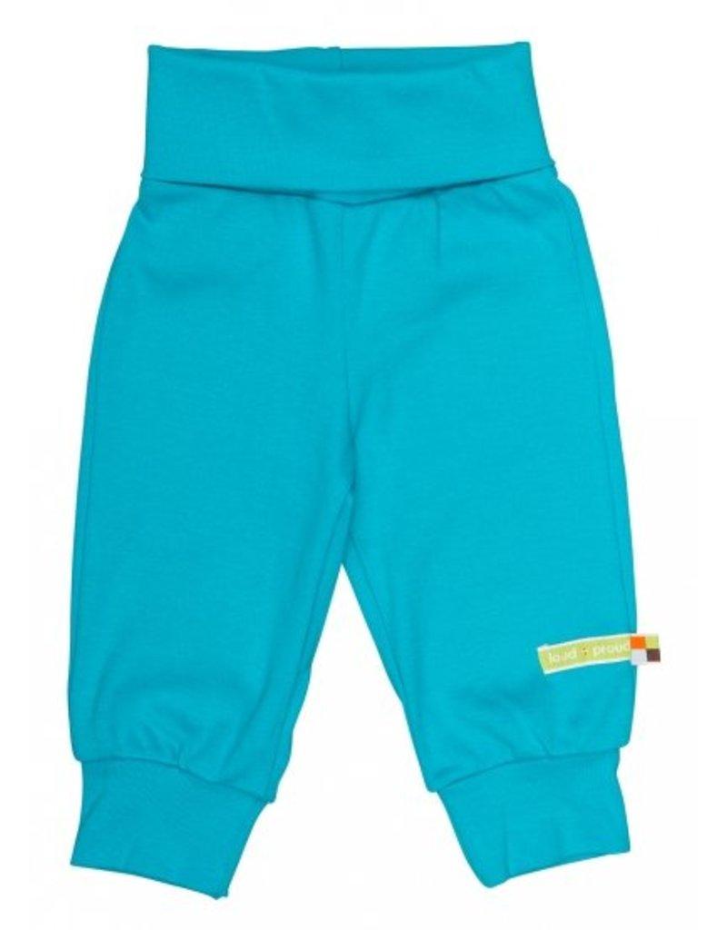 loud+proud Children's trousers - lightblue