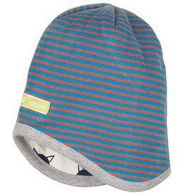 loud+proud Children's hat - blue orange