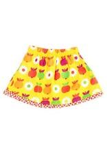 Duns Children's skirt - summer yellow