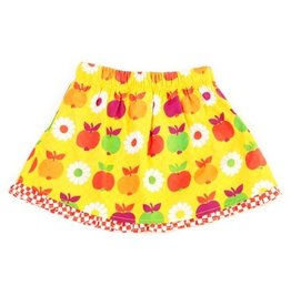 Duns Children's skirt - summer yellow