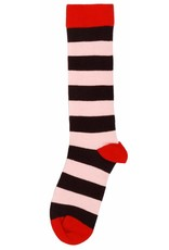 Duns Kids stockings - pink striped