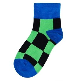 Duns Kids socks - blue green