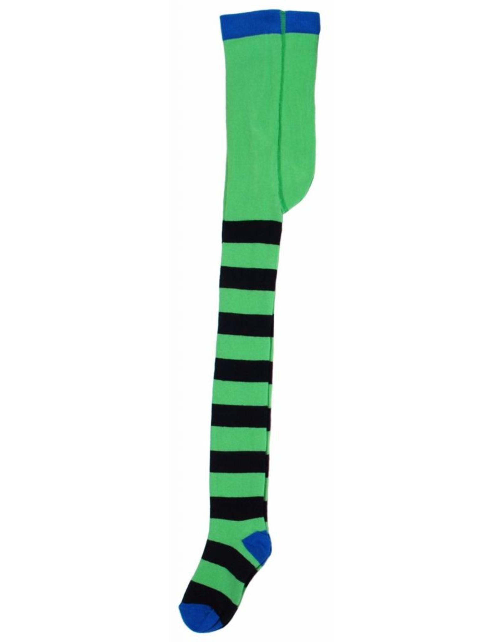 Duns Kinder maillots - groen blauw gestreept
