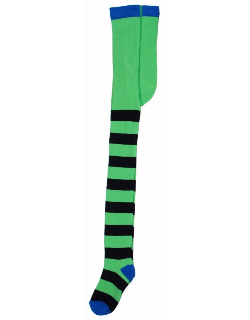 Duns Children's maillots - green blue stripes