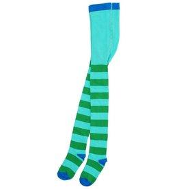 Duns Kinder maillots - groen gestreept