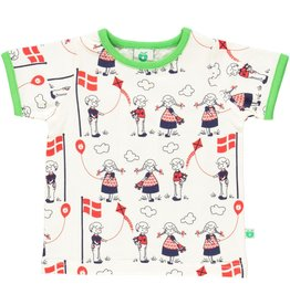 Smafolk Kids t-shirt - danmark