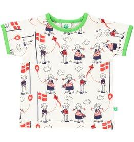 Smafolk Kinder t-shirt - denemarken