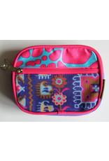 Huisteil 3 zipper purse