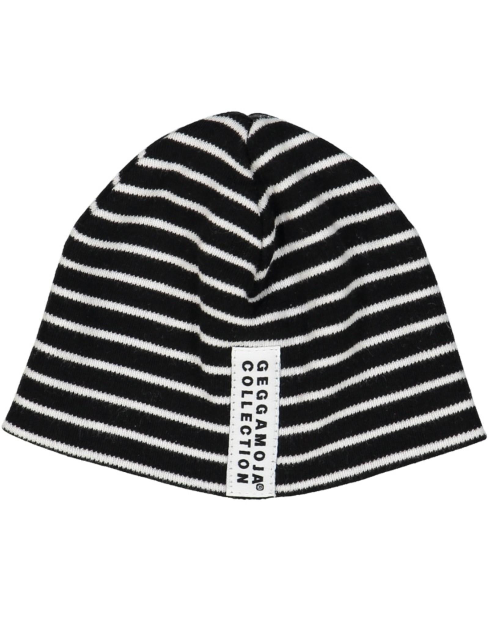 Geggamoja Premature hat - black