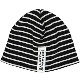 Geggamoja Premature hat - black