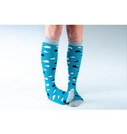 Doris & Dude Knee socks - Sheep