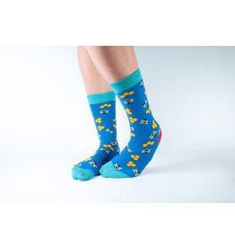 Doris & Dude Socks - bees (36-40)