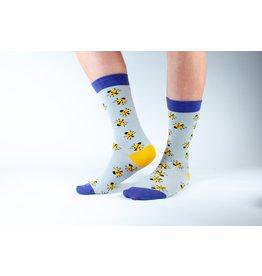 Doris & Dude Socks - lady bugs