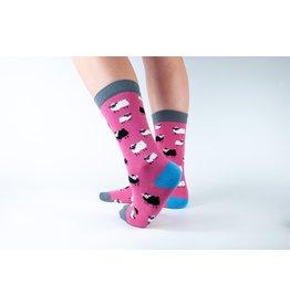 Doris & Dude Socks - sheep
