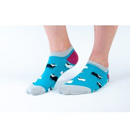 Doris & Dude Ankle socks - sheep