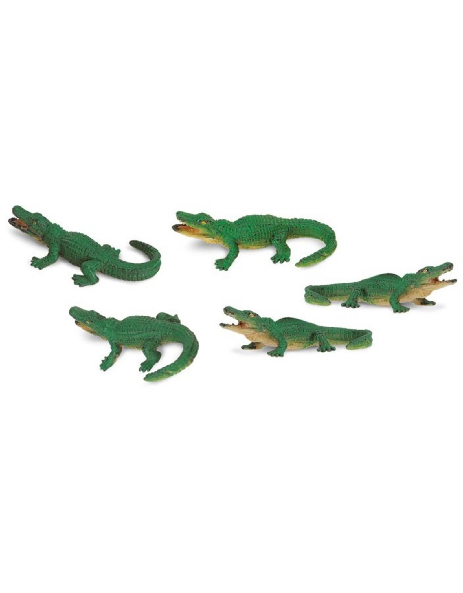 Goodluck mini - krokodillen