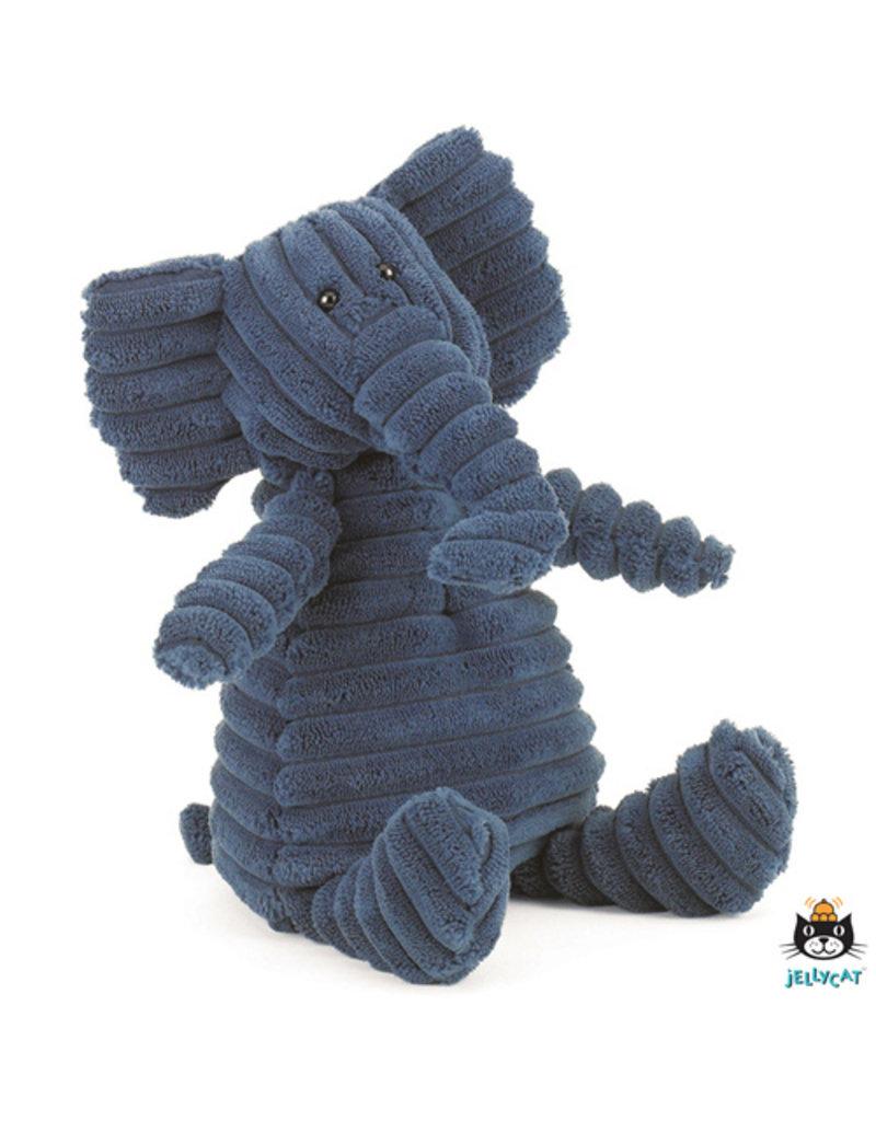 Jellycat stuffed animal - CordyRoy Elephant - small