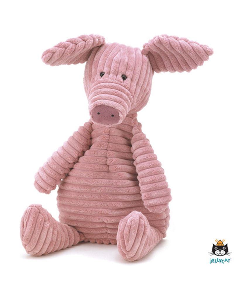 Jellycat stuffed animal - CordyRoy Pig - medium