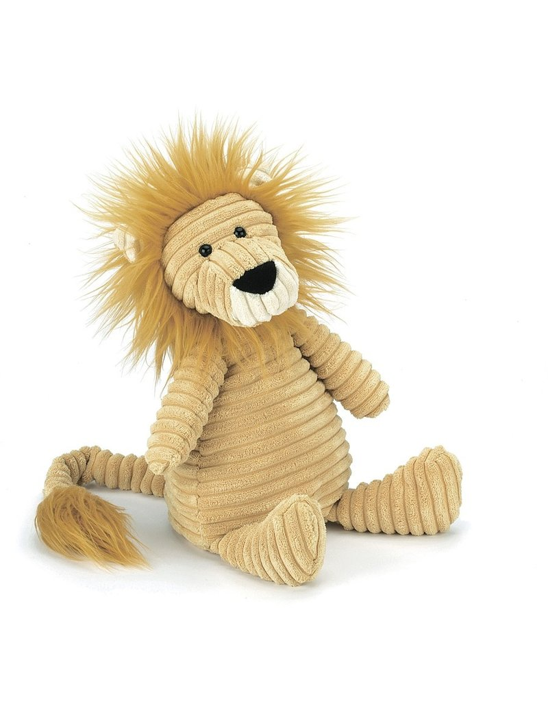 Jellycat stuffed animal - CordyRoy Lion - medium