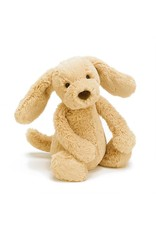 Jellycat knuffel - bashful toffee puppy - medium